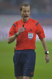 Football referee, William Willie Collum Royalty Free Stock Photo