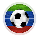 Football Russia Royalty Free Stock Photos