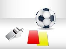 Football set. Stock Image