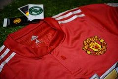 Football shirt stock photography