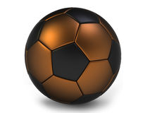 Football or soccer ball Royalty Free Stock Photos