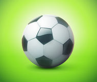 Football/soccer ball Stock Images