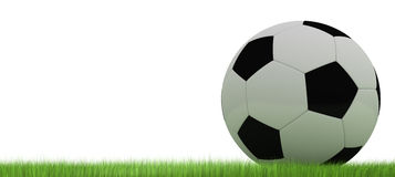 Football - Soccer ball Stock Images