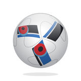 Football, Soccer ball Stock Images