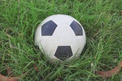 Football, soccer ball. Stock Image