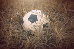 Football, soccer ball. Royalty Free Stock Images