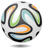 Football / soccer ball Royalty Free Stock Photos