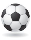 Football soccer ball vector illustration Stock Image
