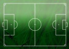 Football (Soccer Field) Stock Image