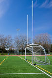Football and soccer gates Stock Images