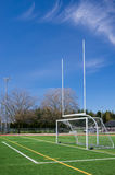 Football and soccer gates Stock Image