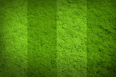 Football soccer green grass texture background. High texture Royalty Free Stock Photography