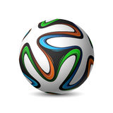 Football / soccer match ball Royalty Free Stock Photo