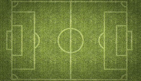 Football Soccer Pitch Royalty Free Stock Image