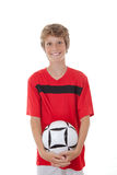 Football soccer player Royalty Free Stock Photo