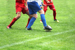 Football or Soccer_02 Royalty Free Stock Photos