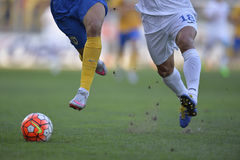 Football or soccer Stock Photography