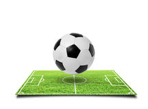 Football soccer stadium Stock Photo