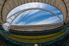 Football Soccer Stadium Amphitheater. Stock Images