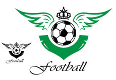 Football or soccer symbol Stock Photo