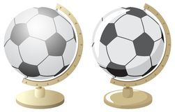 Football / Soccer World Stock Image