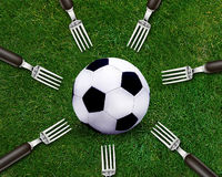 Football sport Royalty Free Stock Image
