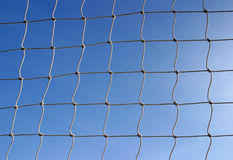Football Sport Goal Net Stock Photo