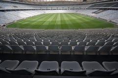 Football stadium Stock Photography