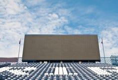 Football  Stadium. Royalty Free Stock Photography