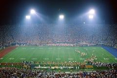 football stadium royalty free stock photography