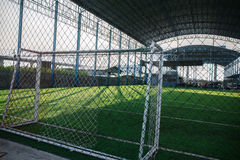 Football stadium. In Bangkok Thailand Stock Images