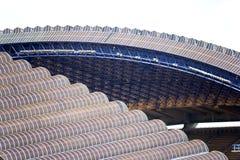 Football Stadium Canopy Royalty Free Stock Photography