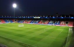 Football stadium The Doosan Arena royalty free stock photos