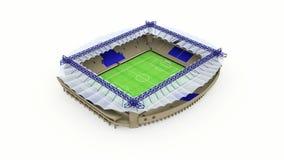 Football Stadium stock video