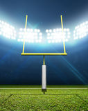 Football Stadium Night Stock Photos