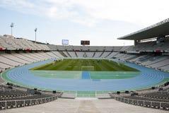 Football stadium Stock Images