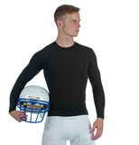 Football star Royalty Free Stock Photo