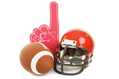 Football Still Life Royalty Free Stock Images