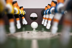 Football table Stock Photos