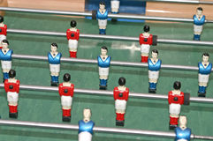Football table. Game Stock Photography