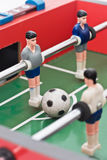 Football table soccer Stock Photo