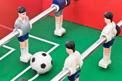Football table soccer Stock Photos