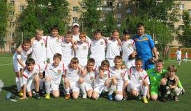 Football team Stock Photos