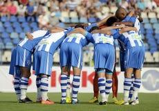 Football team Stock Photography