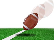 Football touch down. Image of football touch down Stock Image