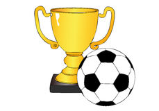 Football Tournament Royalty Free Stock Images