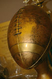 Football trophy Stock Image