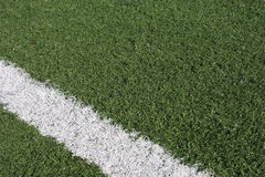 Football turf 2 Stock Photography