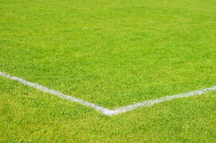 Football turf Stock Photos