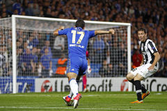 Football UEFA Champions League Chelsea v Juventus Stock Photography